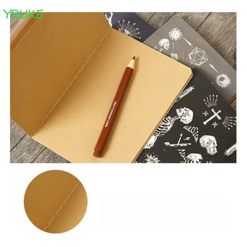 Stationery Diary Journal Notebook String Note Pads Writing Pocket