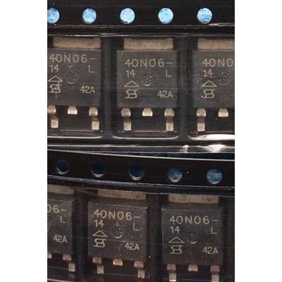 MOSFET VISHAY SUD40N06 25L 40N06 SMD Transistor  N Channel Terbatas