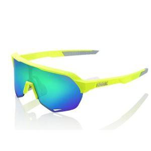 kacamata gowes sepeda 100 S2 green  4452e76ad6