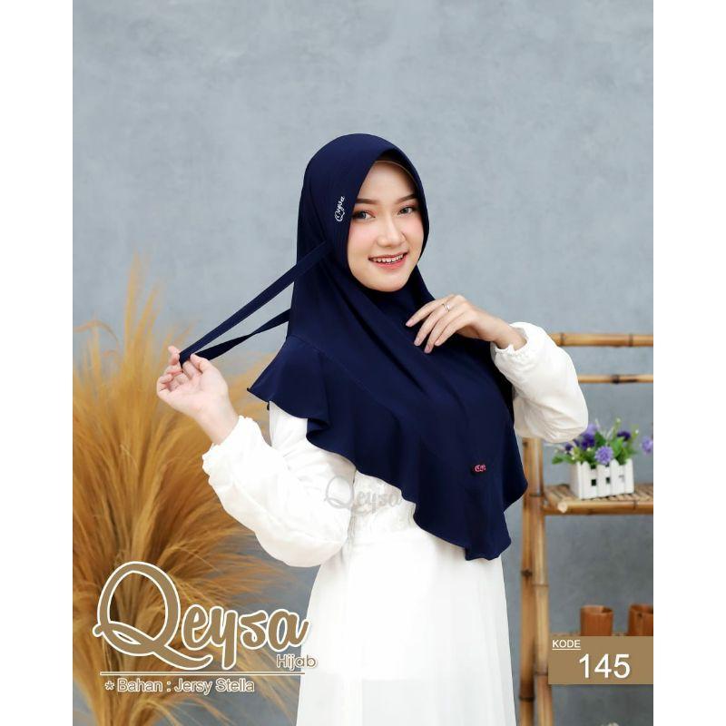 Qeysa Original / Qeysa hijab kode 145 / Qeysa pet tali