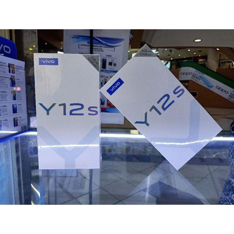 VIVO Y12S RAM 4 ROM 64 4/64 GB ORIGINAL GARANSI RESMI 2 TAHUN 3/32