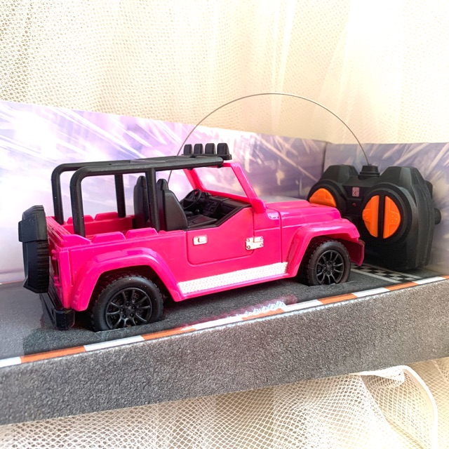Mainan Remote Control Mobil Mobilan Pink Dll Shopee Indonesia