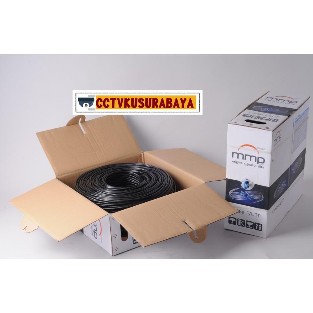Kabel CCTV MMP RG6 Plus Power Black 1 Roll