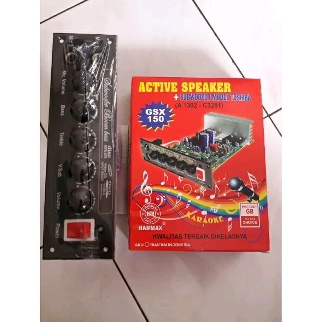 Kit Power Amplifier 400w Stereo Tanpa Tr Final Shopee Indonesia Indonesias Legendary Diy 150w Ocl