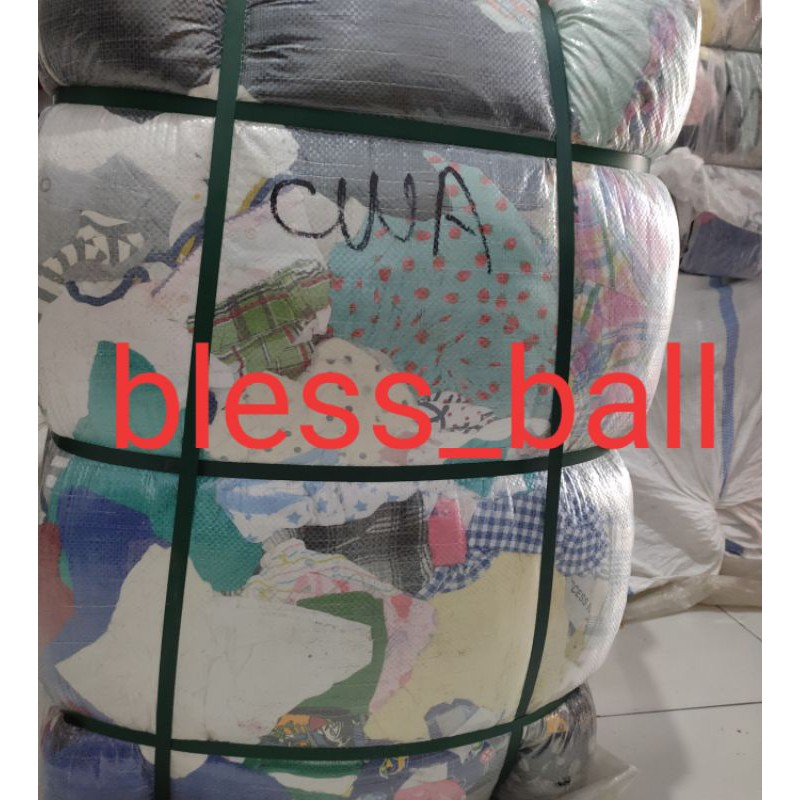 Ball segel Import paket usaha baju Anak CWA ikiwa