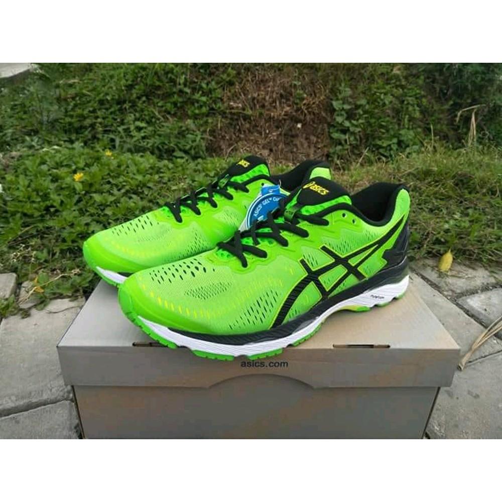 Dijual Asics Gel Kayano Import Sepatu Running Lari Voli Volley Olahraga  Sport Man Diskon  e81a8aa394