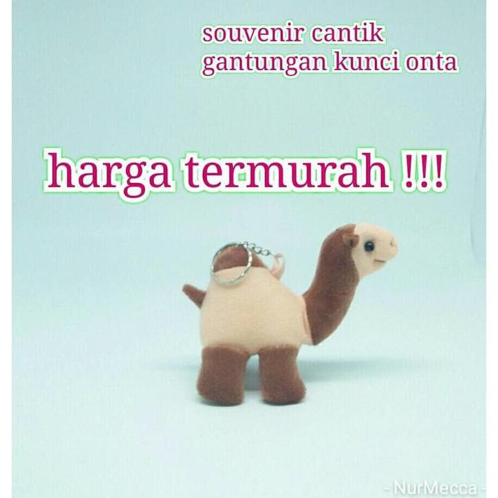 Harga Promo Oleh Oleh Haji Gantungan Kunci Boneka Onta Paket Souvenir Murah  Umroh  2f76422f3f