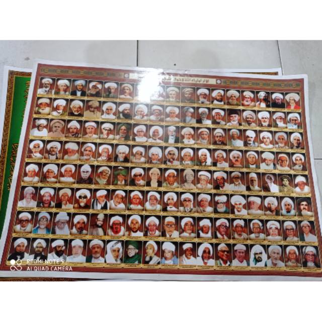 Foto makam dan peninggalana nabi dan para habaib
