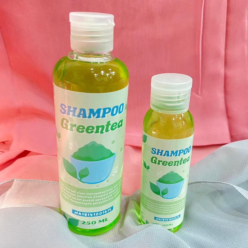 [BPOM] SHAMPO ALA SALON / SHAMPOO RAMBUT 250 ML BY ACL / SHAMPO MURAH AROMA BUAH-SHAMPO GREENTEA