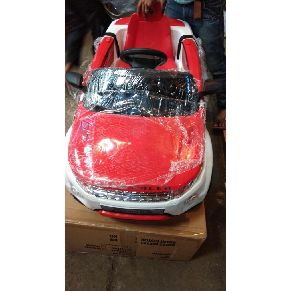 Mainan Mobil Aki Anak Mobil Mobilan Aki Road Racer