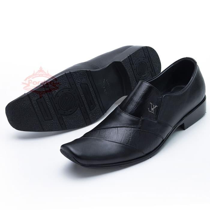 BARU  SANDAL SEDEKAH WAKAF MASJID MUSHOLLA ( 17 Rasheda sepatu pantofel  pria kulit asli K02 TWF412  1c2ad2dec0