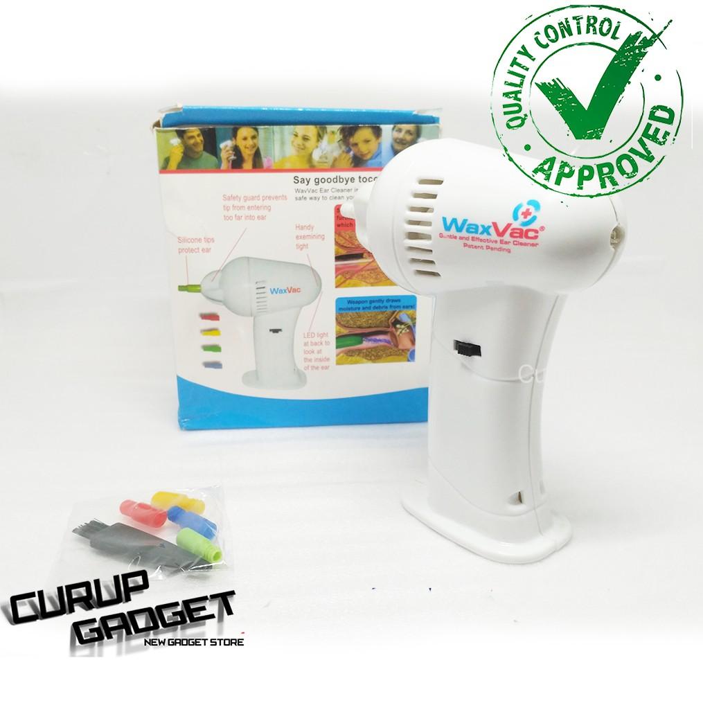 Alat Pembersih Telinga Electric Ear Wax Vacuum Vac Removal Whit Shopee Indonesia