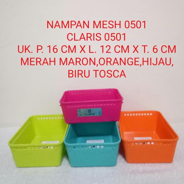 Nampan Mesh Tray Keranjang Organizer Kotak Fancy 0501 Claris | Shopee Indonesia