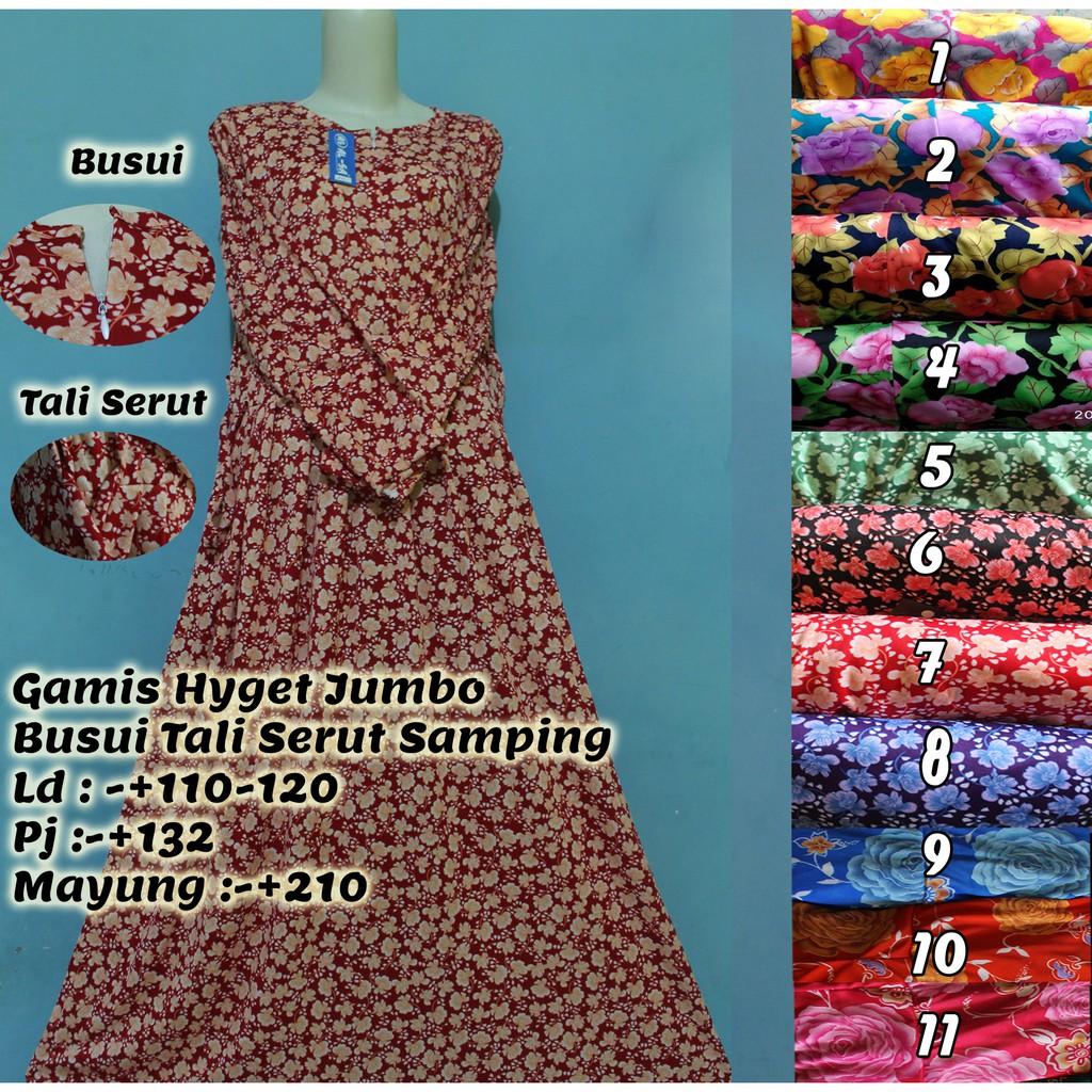 Gamis Hyget Shopee Indonesia