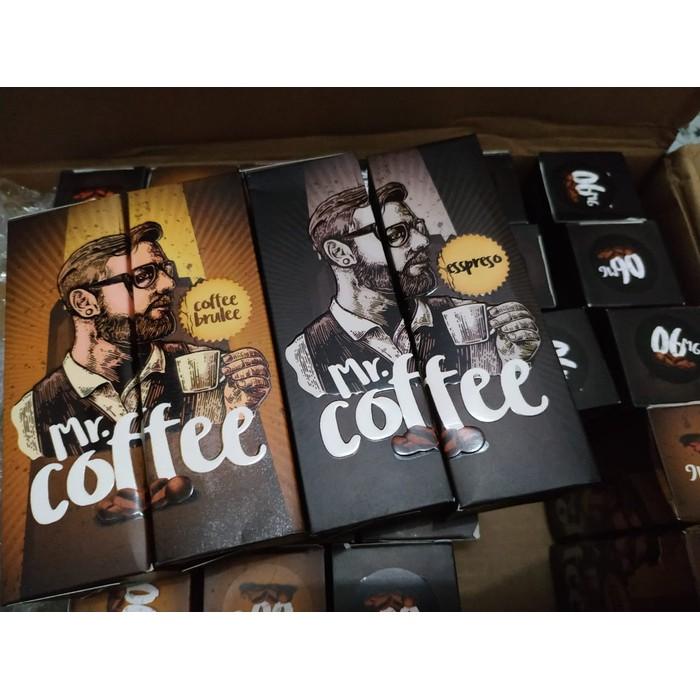 MR COFFEE BY IDJ X 9 NAGA 3MG DAN 6MG 60ML BERPITA CUKAI ...