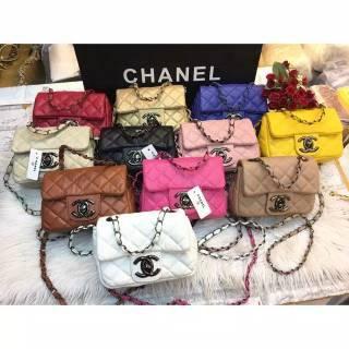 TIDAK PO  Tas Chanel Baby Sling Maxi Mini TERMURAH !! TERLENGKAP! (4PCS  BISA 1 KG) 29c32e025e