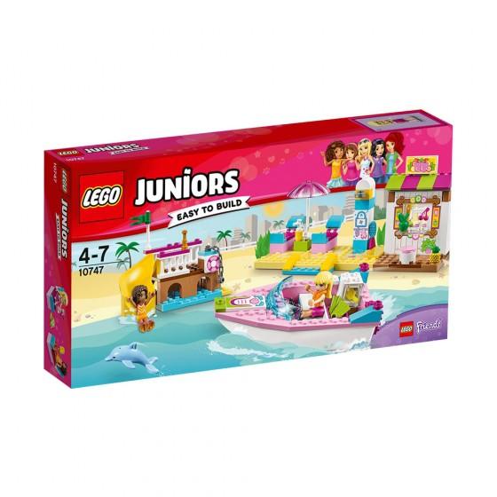 Lego Juniors Andrea & Stephanies Beach Holiday 10747 Lego ...