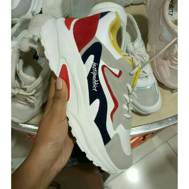 St Moritz Sneakers Colorful Shopee Indonesia