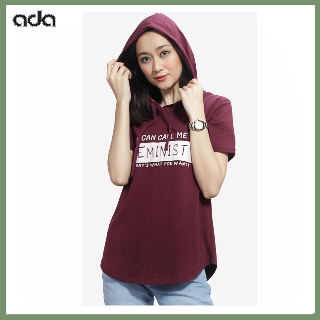 Ada Fashion Kaos T Shirt Wanita Motif Tulisan Baju Santai Warna Basic Blouse Lengan Panjang Putih Bahan Poliester Xl Polyester Shopee Indonesia