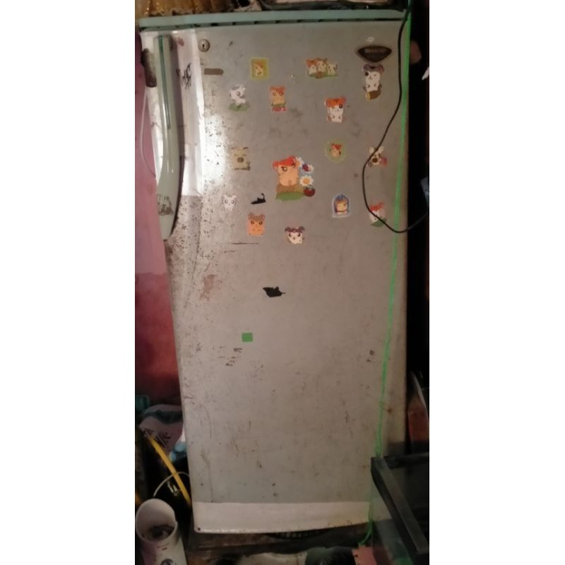 Kulkas Sharp 1 pintu freezer lemari es (Full Freezer)