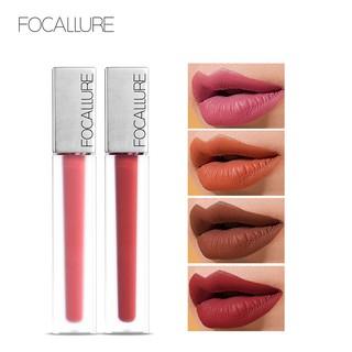 FOCALLURE New Long-lasting & Ultra-matte Liquid Lip Stain High Quality Waterproof Lipstick thumbnail