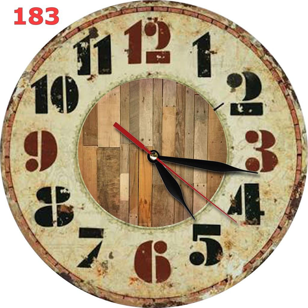 29 Jam Dinding Retro Interior Ruangan Kamar 78beccbae2