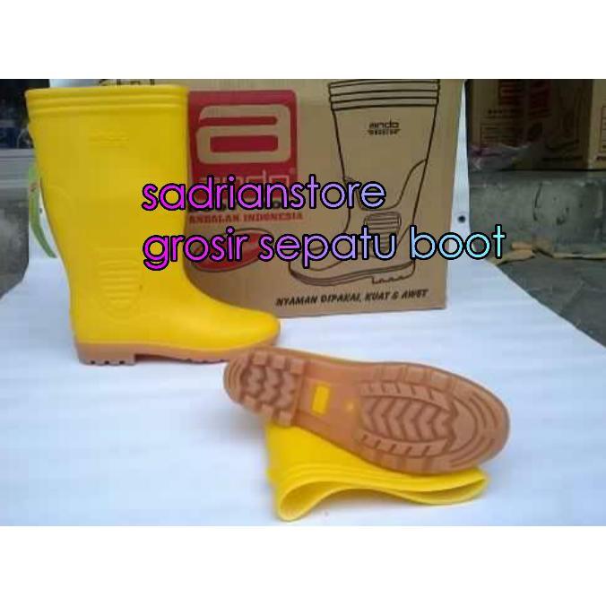 Sepatu Boot AP TERRA ECO 3 Pvc Green. Source · Sepatu Boot Tinggi ANDO . b5ca45d564