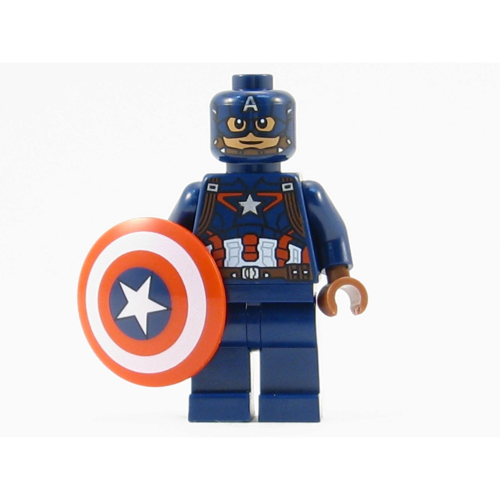 Mainan Anak Edukasi Lego Superhero Model Captain America Block Super Hero Murah Shopee Indonesia