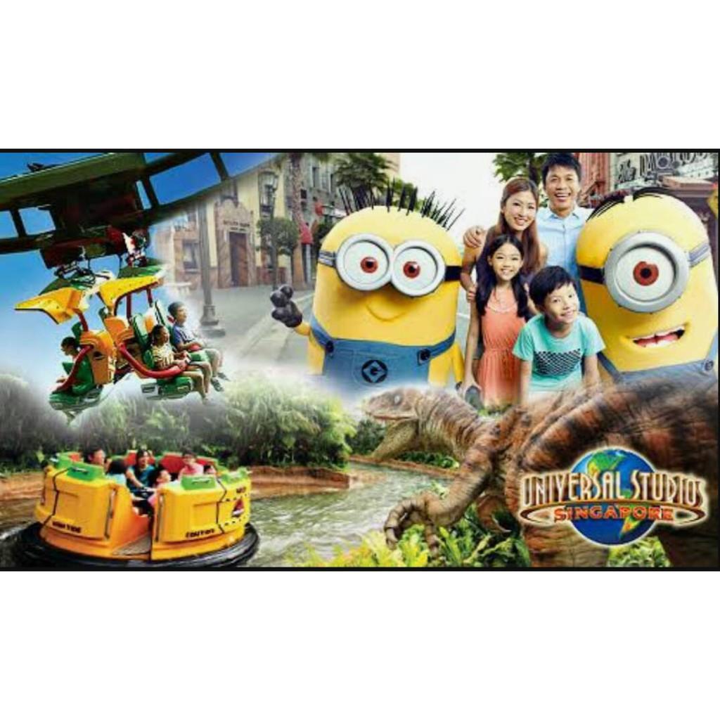 Promo 1 Day Universal Studio Osaka Jepang Shopee Indonesia Takayama Hokuriku Pass 5 Days Jrpass Dewasa