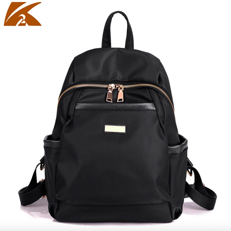 Ransel Fashion Tas Ransel Laptop Oxford USB Pengisian Anti Pencurian Tahan Air Perjalanan Ransel un | Shopee Indonesia