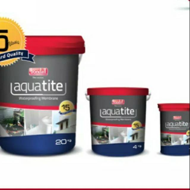 Cat Anti Bocor BONDALL AQUATITE 4kg