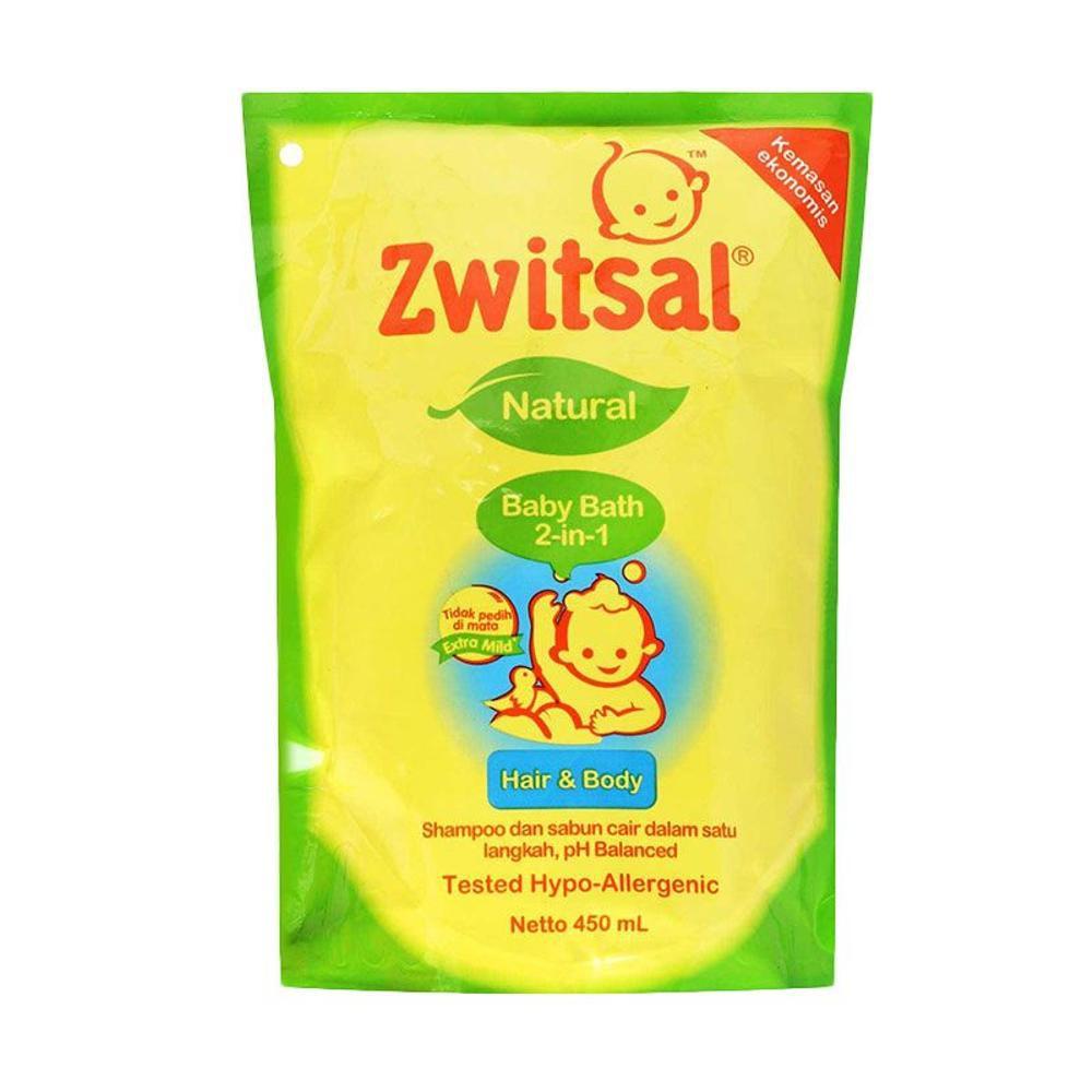 Milk 2in1 Mitu Refill Pouch Baby Bath 400ml Shopee Indonesia Kewpie Foaming Shampoo 300ml