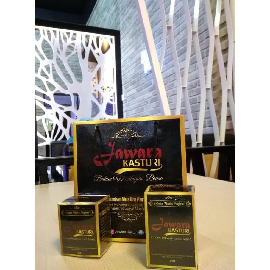 Parfum Jawara Kasturi ...