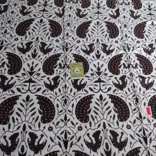 Batik Parang Barong Garuda Jarik Seserahan Manten Kebaya Garudo