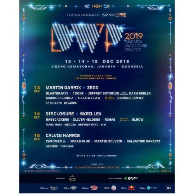 Harga Tiket Dwp Terbaik Event Ticket Voucher Desember 2020 Shopee Indonesia