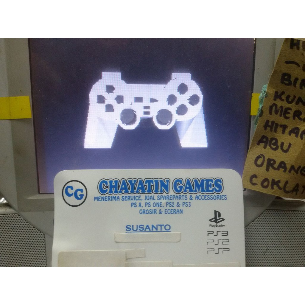 Stik Ps3 Ori Mesin Getar Second Shopee Indonesia Op Stick Pabrik Playstation 3 2nd Werles