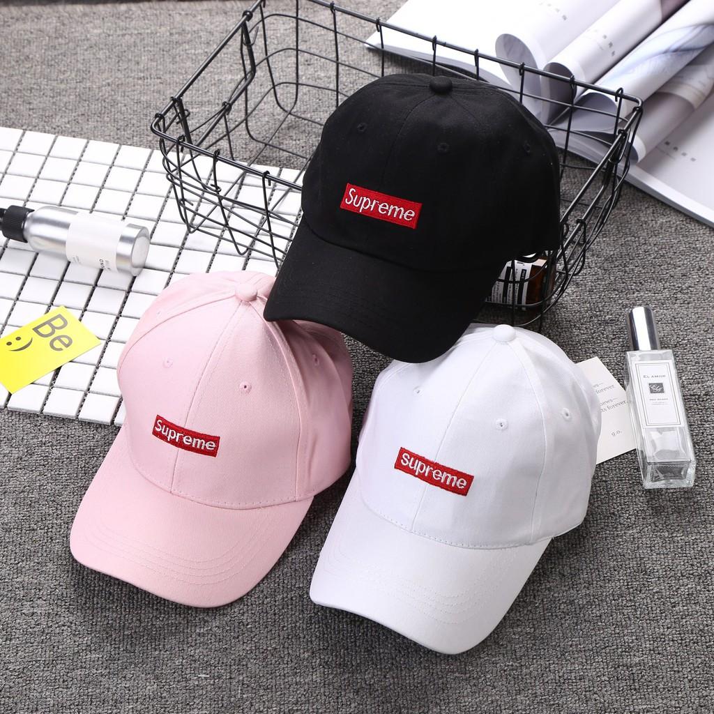 Topi Baseball Unisex dengan Bordir Tulisan  8250b53410