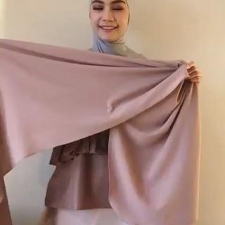 Cala pashmina instan Vanilla hijab Copy. suka: 4 .