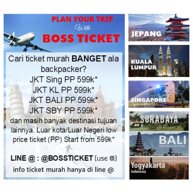Tiket Pesawat Murah Shopee Indonesia