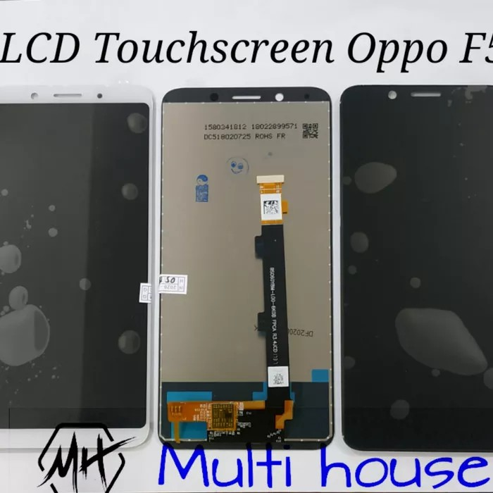 LCD Touchscreen Oppo F5 / F5 plus / F5 youth Original