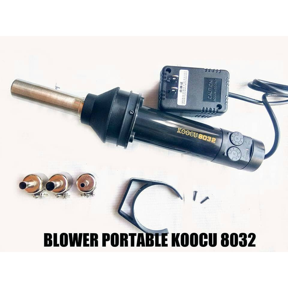 Solder Uap Portable Analog Koccu Blower Manual Koocu 8032 Shopee Lion King 8032a Indonesia