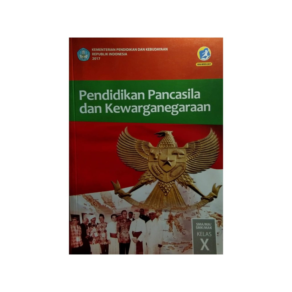 Buku Siswa Sma Smk Ppkn Kelas X Shopee Indonesia
