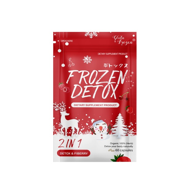 Image result for frozen detox