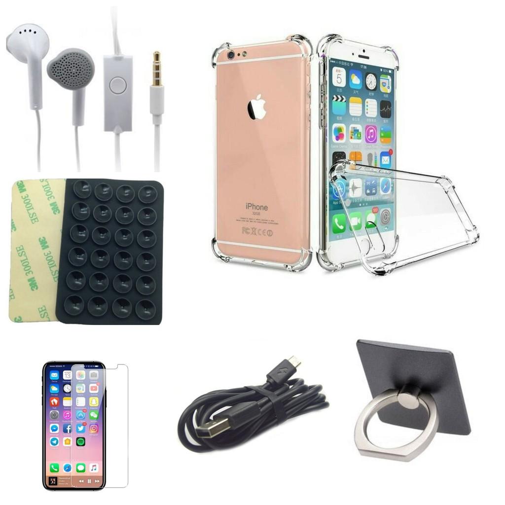 Soft Case Cover Belakang Motif Kartun untuk iPhone 6 6S 6Plus 6SPlus 7 8 Plus x 10 C41 | Shopee Indonesia