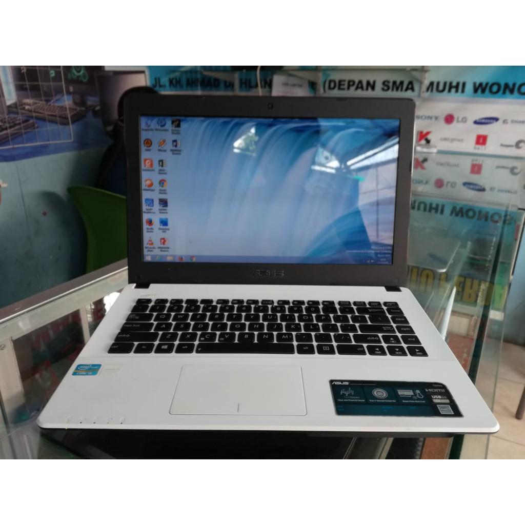 Laptop Second Asus X555lf Core I5 Kondisi Normal Peforma Oke Ready Hp Elitebook 2570p Intel Gen Ke 3 Ram 4gb Garansi Sudah Tinggal Pakai Aja Pes 2017 Shopee Indonesia