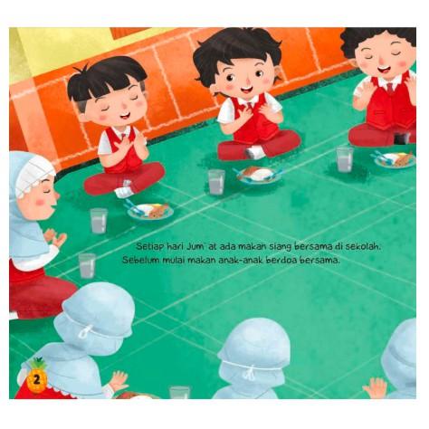 Jual Adab Makan Dan Minum Shopee Indonesia