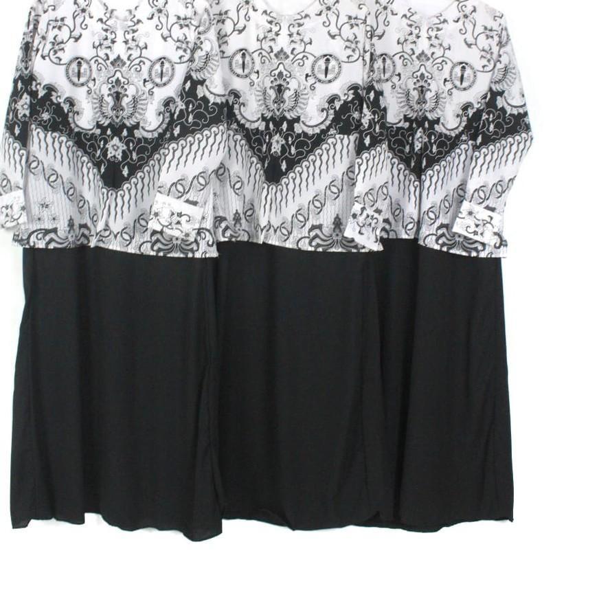 Produk Terbaru GAMIS KERJA PGRI Batik  pns asn pdh pemda seragam guru formal baju wanita cewe.... ..