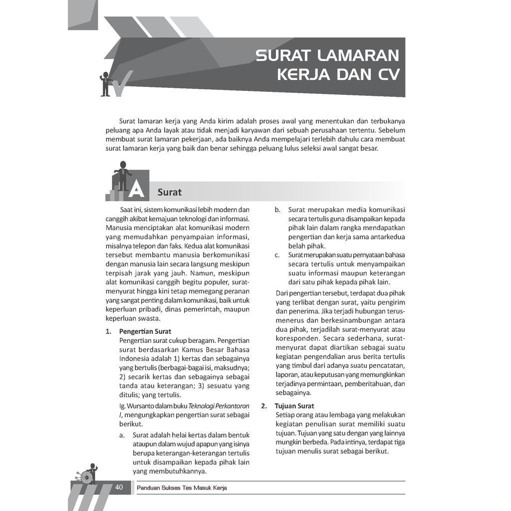 Buku Materi Soal Tes Panduan Sukses Tes Masuk Kerja Shopee Indonesia