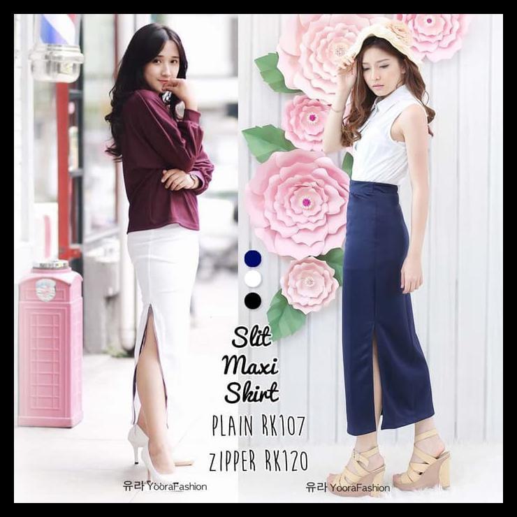 Jual Beli Produk Maxi Skirt - Rok  554261ecd4