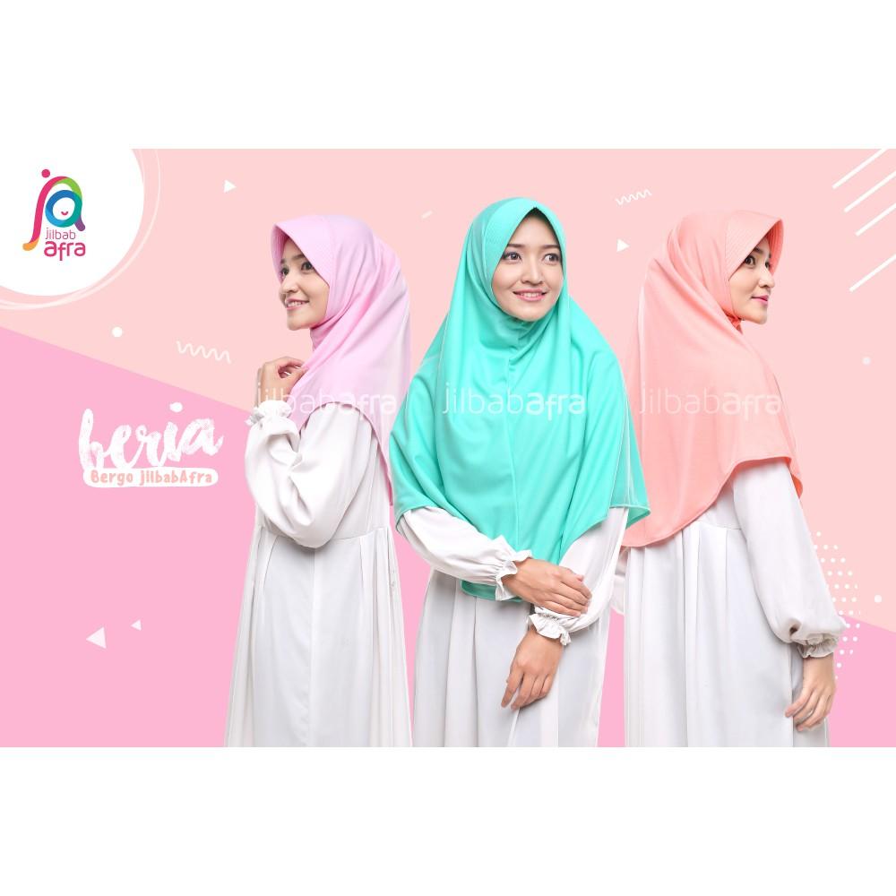 Bergo Elzatta Temukan Harga Dan Penawaran Hijab Online Terbaik Zaria Casual Fashion Muslim November 2018 Shopee Indonesia